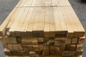 Dubové hranoly, dubové trámy 4